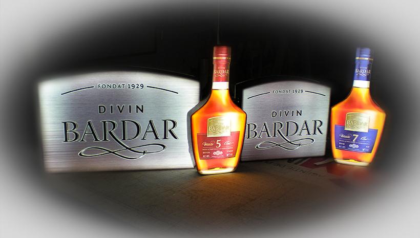 Световой короб Bardar Divin