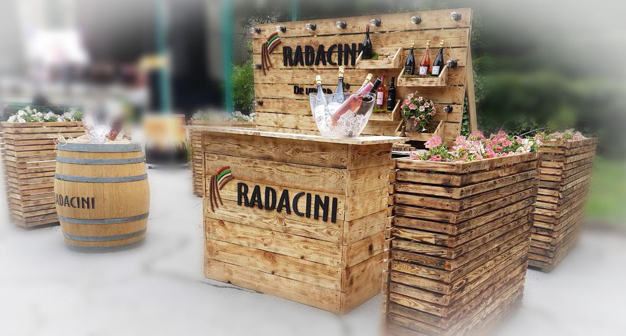 Изготовление деревянного каркаса Radacini