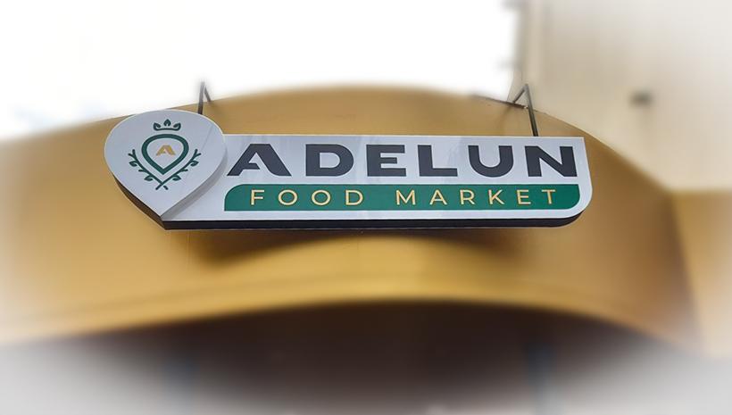 Световой плафон Adelun