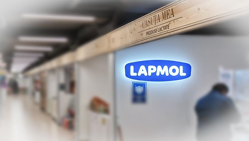 Световой плафон Lapmol