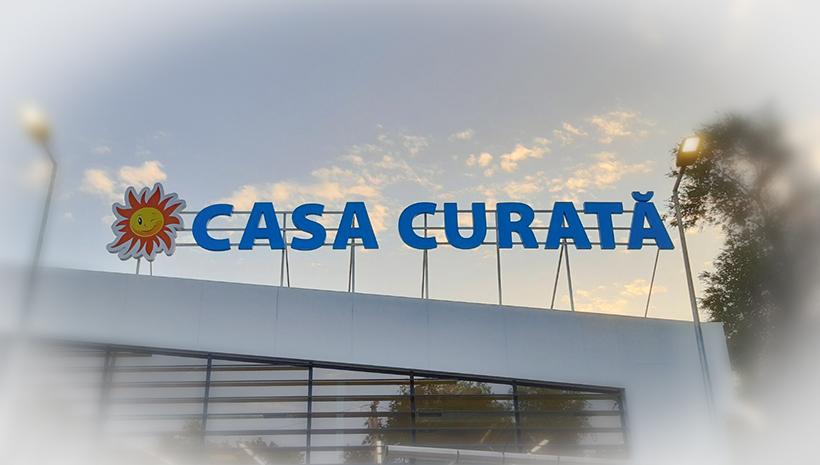 Крышная установка Casa Curata